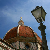The dome of Duomo (Santa Maria Del Flore) of Florence