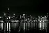 Chicago Waterfront b/w