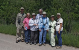 My birding group for the day! We had so much fun!