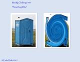 Blue with a Twist