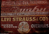 Old Wall Advertisement