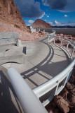 Bridge and Skywalk at Hoover Dam