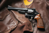 Smith 7 Wesson 1950 Target .44 Special left side