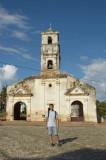 plaza santa ana, trinidad