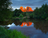 Rock Crossing, Cathedral Rock, SEdona