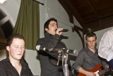Michael, Jamie and Andrew