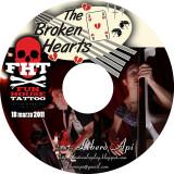 The Broken Hearts @ Fun House Tattoo Club - 18/03/2011