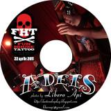 ADELS @ Fun House Tattoo Club - 22/04/2011