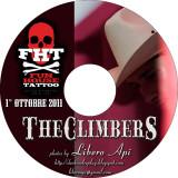 THE CLIMBERS @ Fun House Tattoo Club - 01/10/2011