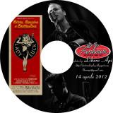 BIRRA, BENZINA E BRILLANTINA - Arsen Roulette & Johnny Trouble Trio @ Fun House Tattoo Club - 14/04/2012