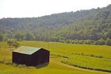 Tin Town barn