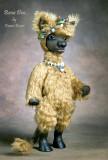 Anthropomorphic Mystical Artist Bears Dolls