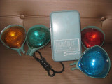 i think there are 8 lights total.  for ebay
