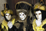 Beneske maske/Venezia carneval masks