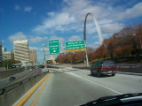 I-70 in St. Louis, MO