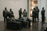The statues