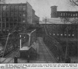 B & L bridge over North Canal