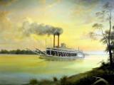 Steamboat Painting by M. Brehm, California.JPG