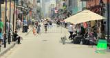 Street Scene in French Quarter.JPG
