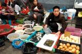 Shanghai - Popular market
