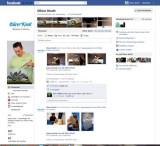 Oliver Knott Fanpage at Facebook