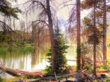 western color: utah, colorado rockies & yellowstone