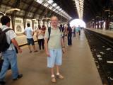 Retiro Train Station in Buenos Aires
