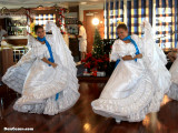Así Es Mi Tierra Dance Group on the Wind Star