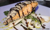 Salmon at Bistro Ten