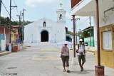 Church plaza
