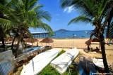 View of Playa Honda on Isla Taboga