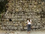 Panam Viejo wall