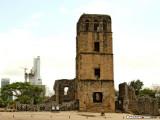 Tower of Panama Viejo