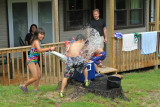 Water Balloon Fight!