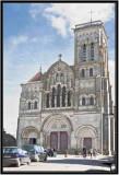 Basilique Sainte Marie-Madeleine, VÉZELAY, Bourgogne