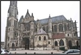 Cathédrale Notre-Dame*, SENLIS, Picardie