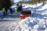 SM Rally Fäviken 2011