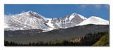Meeker and Longs Peaks