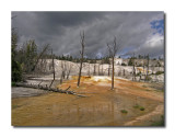 Storm over Mammoth