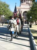 Confederate Heroes Day Celebration - Texas Capitol 2011
