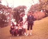 Family in  parque da cidade 1981