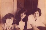 martha, marcia e celso, patty do alferes 1977