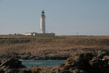 The lighthouse on the island of Orsay off Portnahaven