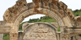 The Temple of Hadrian at Ephesus