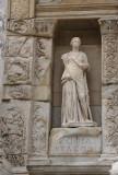 Statue of Sophia, Celsus Library, Ephesus