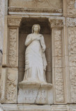 Statue of Arete, Celsus Library, Epesus