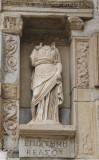 Statue of Epistome, Celsus Libary, Ephesus