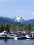 Mosquito Creek Marina, North Vancouver