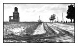 Cold day in Lincolnville,  KS