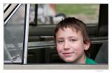 Auto restorer's son